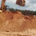 Купить строительный песок